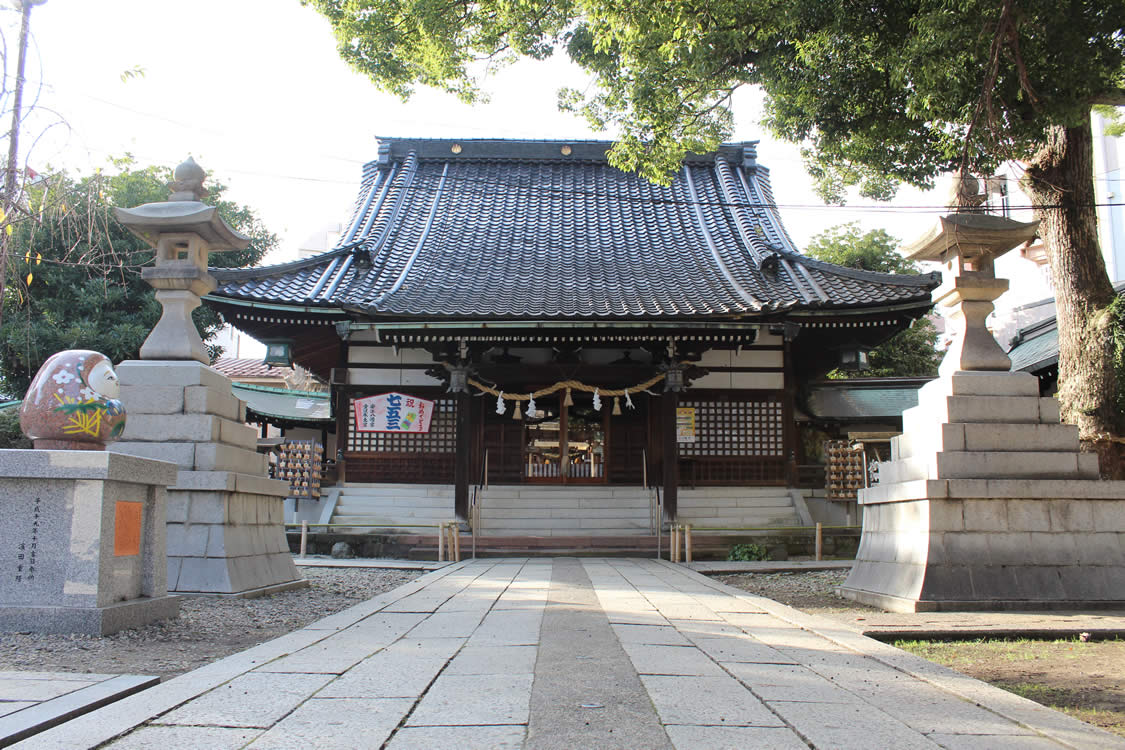 Yasue Hachimangu Shrine